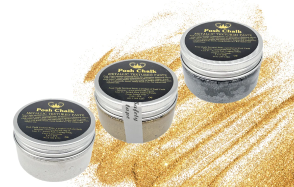 Posh  Chalk Textured Paste